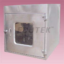 Stainless Steel Body Pass Box