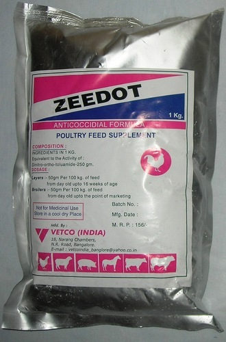 Anticoccidial Poultry Feed Additive