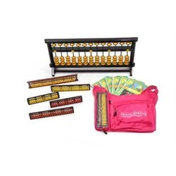 Student Abacus Self-Study Kit And Books