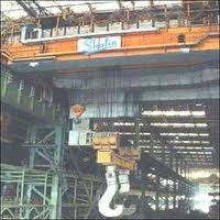 Modernization of EOT Cranes