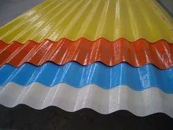 FRP Corrugated Sheet