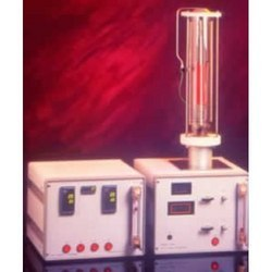 Oxygen Index Apparatus for Rubber Testing
