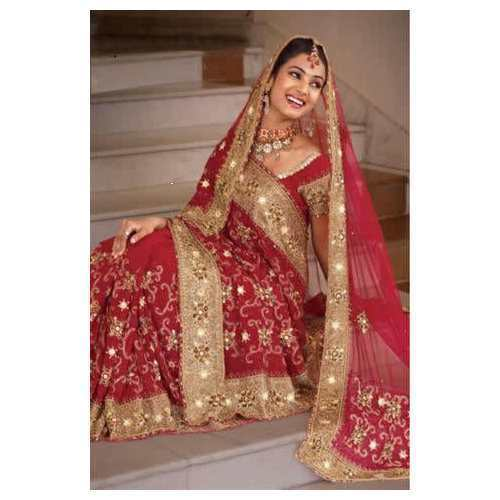 Wedding Lancha Images: Designer Party Wear Sarees Retailer From