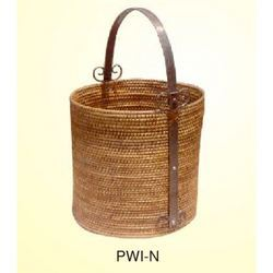 Round Picnic Basket