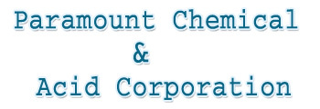 Paramount Chemical & Acid Corporation