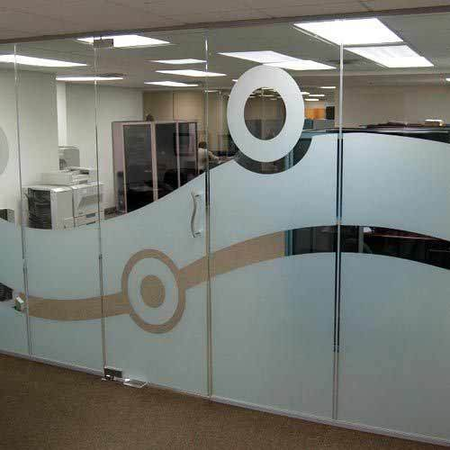 Decorative Glass Partitions