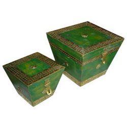 Wooden Boxes M-7658