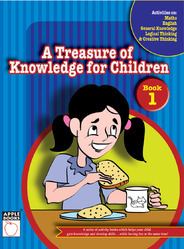 A Treasure Of Knowledge for Children Book - 1