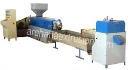Rotomoulding Machinery Extruder