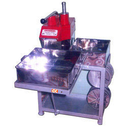 Domestic Vegetable Cutting Machine