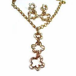 Diamond Studded Necklace Sets