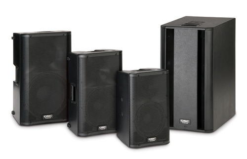 QSC K Series Active Loudspeakers