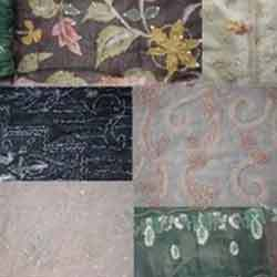 Decorative Embroidery Fabrics