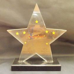 Acrylic Trophy18