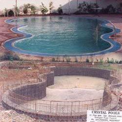 ferrocrete pools
