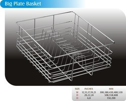 big plate basket