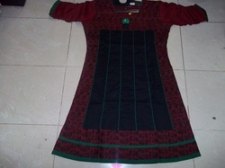 Stylist Cotton Dhabu Print