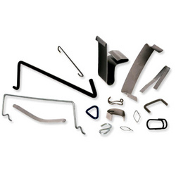 Spring Steel Sheet Metal  Components