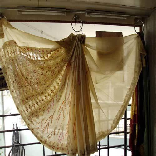 Kosa Tussar Silk Sarees