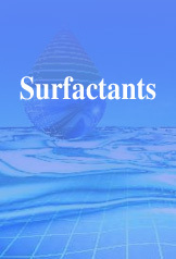 Surfactants-Detergents