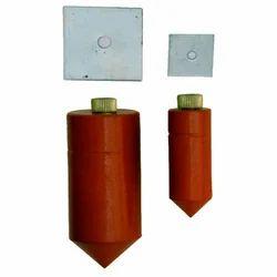 Steel Cylindrical Plum Bob