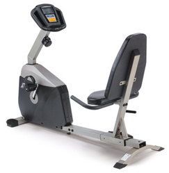 Horizon Recumbent Bike