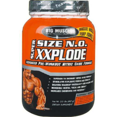 Super Size N. O. XXPLODE