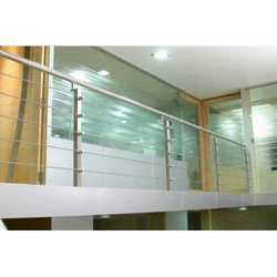 Aluminium Deck Railings
