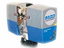 Faro Laser Tracking