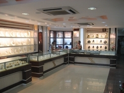 Jewellery Showroom Decor