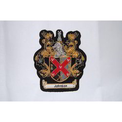 Blazer Badge: M-8987