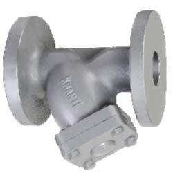 Y-Type Cast Iron Strainers