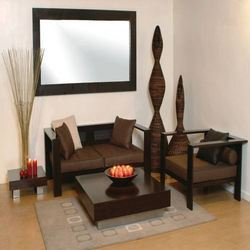 Solid Wood Living Room Set