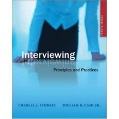 Interviewing Principles And Practices
