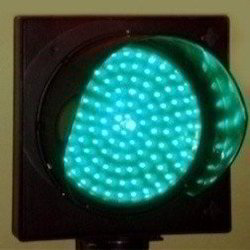 Traffic Signal Light Green ECE-TSL-PC-G-2