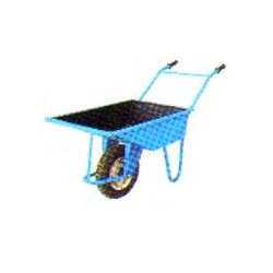 Wheel Barrow - Double Wheel