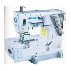 High Speed Flat Bed Chain Stitch Machine, Cylinder
