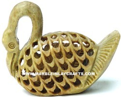 Soapstone Duck