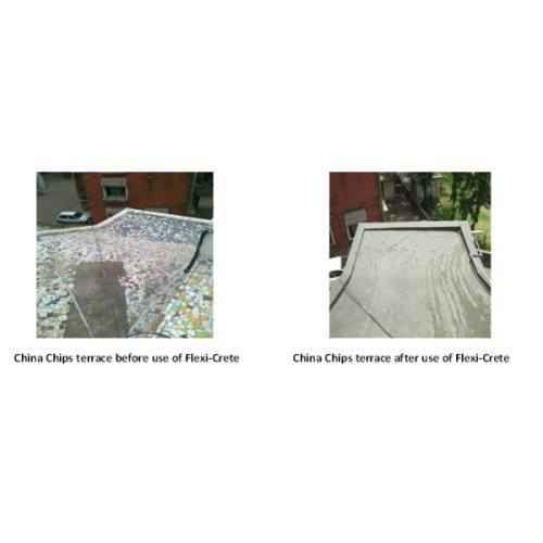 China Chips Terrace Waterproofing
