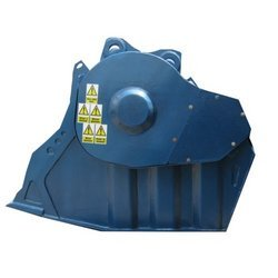 Bucket Crusher for Demolition Process