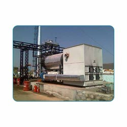 Three Pass Manual Fired Thermic Fluid/Thermal Oil Heater