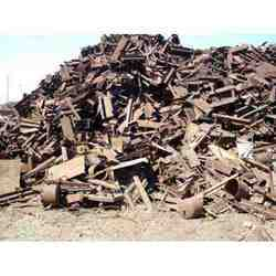 Heavy Metal Steel Scrap Waste