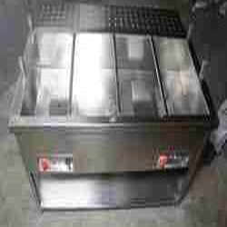 Bain Marie with Double Insulation