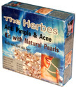 anti pimple acne kit with natural pearls 4 in 1