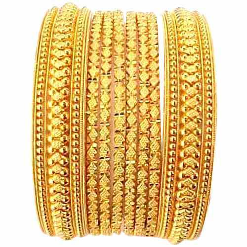 Gold Jewelry Gold Bangles Retail Shop From Allahabad