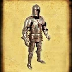Milanese Suit of Armour