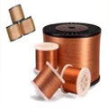 Cadmium Copper Tinsel Wire