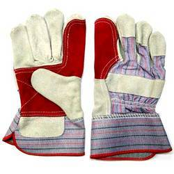 Canadian Glove With Double Palm