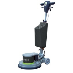 Floor Scrubbing & Polishing Machines