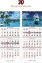 3d Shipping Calendar
